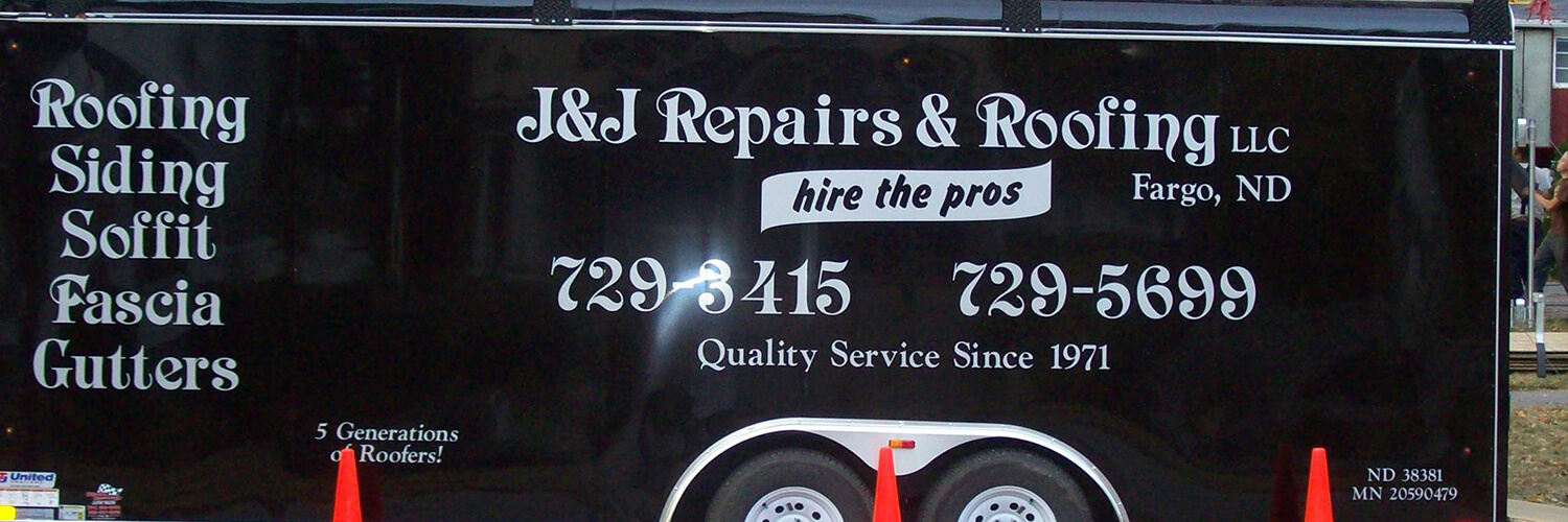 J & J Repairs & Roofing LLC